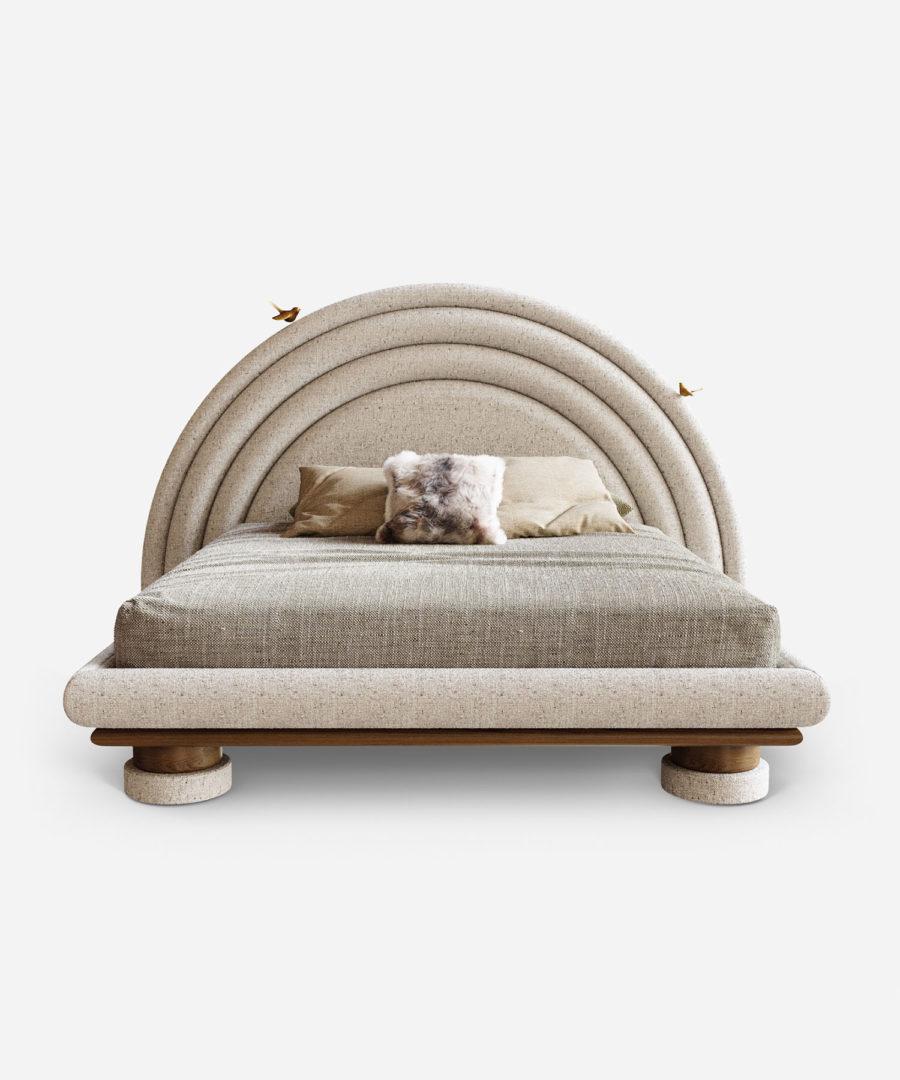 Кровать HIPPO