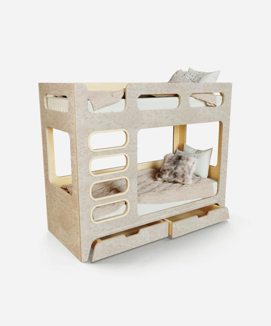 Кровать детская KD003
